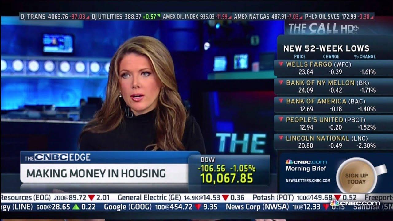 CNBC - Trish Regan 08 24 10 - YouTube