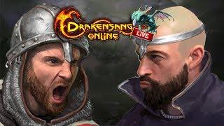 Drakensang Live #14 - Stream Castle