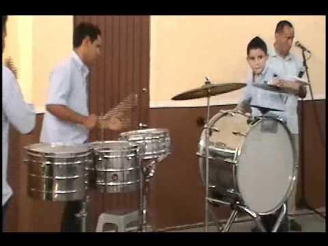 Escuela de Musica German Lizarraga (ensamble percusiones).wmv