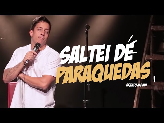 Renato Albani - Saltei De Paraquedas