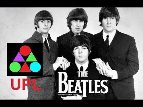 She loves you Beatles Lyrics Subtitles UPL