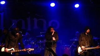 ILL NINO plays live & meet fans in Moscow, Volta 14.04.2017