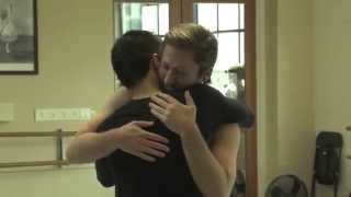 Tony's Surprise Wedding Proposal Dance