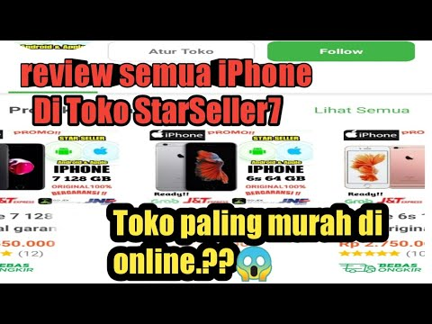 Apple murah iPhone termurah di online Tokopedia ...