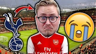 TOTTENHAM FAN BECOMES ARSENAL FAN FOR $1,000? | HEADS UP POKER MATCH FOR NORTH LONDON PRIDE!