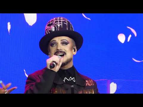 Boy George & Culture Club – Life Tour 2018 - Miss Me Blind (Live) Mp3