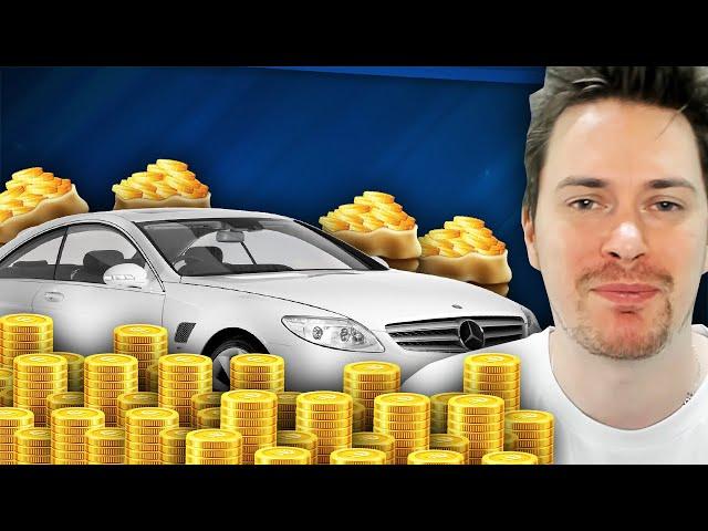 Muž v Číně zaplatil za auto 17 pytli s mincemi  - Wole #145