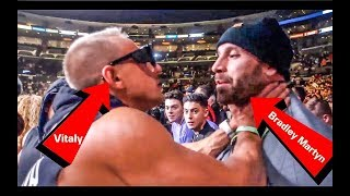 Opinion On Bradley Martyn Vs Vitaly Fight (Real Or Staged??)