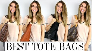 BEST TOTE BAGS 2017 | Louis Vuitton, Chanel, Givenchy, Tory Burch, etc. | Shea Whitney