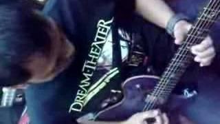 Andra solo gitar lagu muak