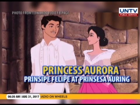 4c9ac2b0d7 Disney princess in Filipino Native Clothing  patok sa mga netizen