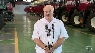 Лукашенко о победе над «Зенитом»