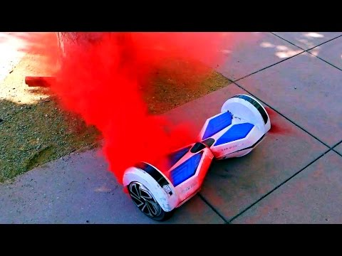 how to create a hoverboard