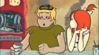BEIJO Pedrita e Bambam   Os Flintstones