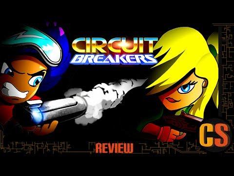 CIRCUIT BREAKERS - PS4 REVIEW