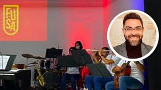 à conversa com...Ascendino Silva | FUSA - Academia de Música