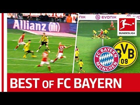 Lewandowski, Müller & Robben - How Bayern Can Win Against Dortmund