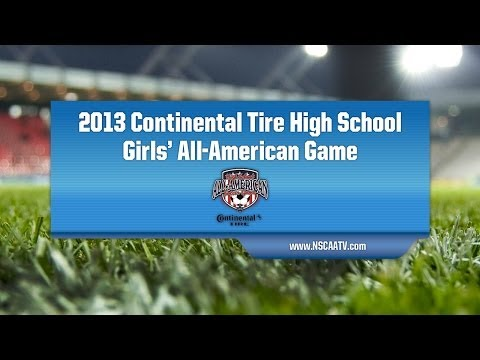 2013 Continental Tire High School Girls' All-American Game