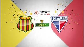 Melhores Momentos - Sampaio Corrêa 2 x 0 Fortaleza - Série C (19/08/2017)