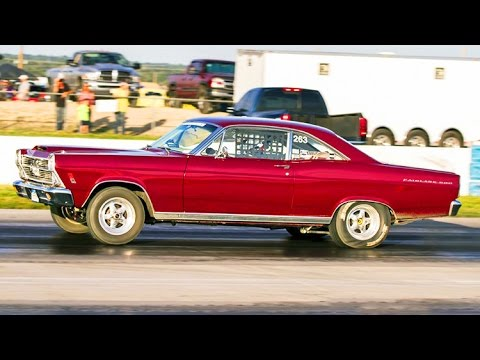 UNBELIEVABLE Power Plant - Not Your Average Ford Fairlane!