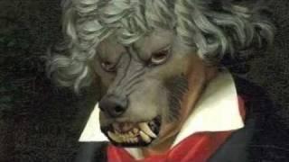 Beethoven, Moonlight Sonata, heavy metal