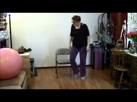 Chair Yoga (fibromyalgia focus)