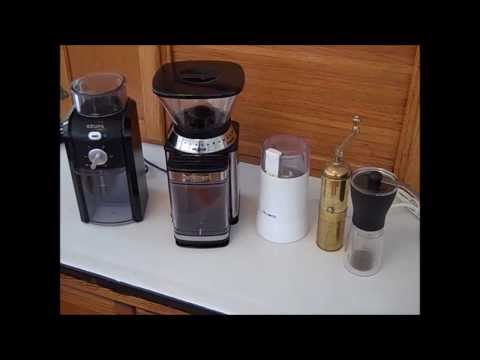 FAQ: What coffee grinder does Yankee recommend?