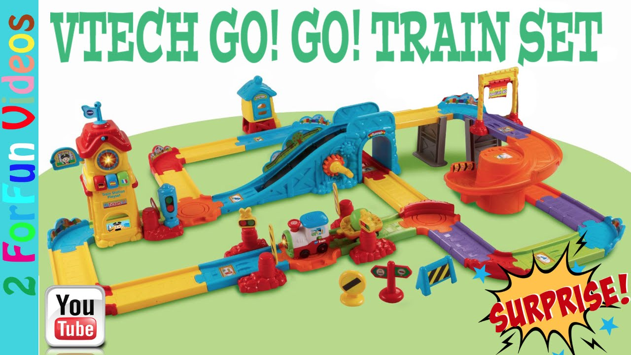 Little Treasures Electronic Train Set