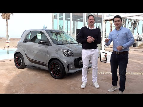 2020 Smart EQ ForTwo Mercedes Art | Full Review ForFour Interior Exterior Infotainment