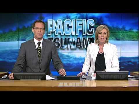 Samoan Island Tsunami 2009
