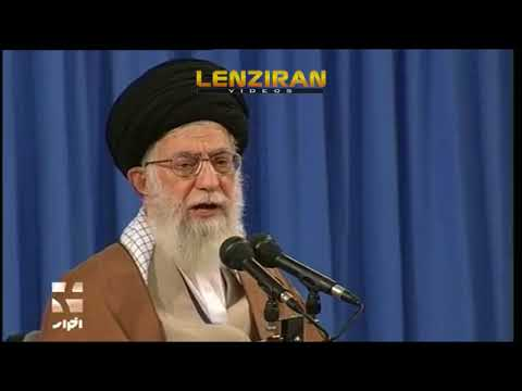 Ayatollah Khamenei warn Ahmadinejad