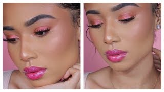 Fenty Beauty Galaxy Collection   Review & Tutorial
