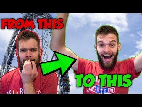 5 Tips To Not Be Scared Of Roller Coasters And Ride Any Ride!