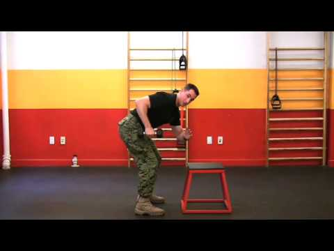 FitnessRx for Women presents Build-a-Bootcamp with Weights, Marine Style!