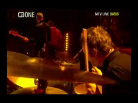Oasis -  Morning Glory Live From Wembley Arena 2008
