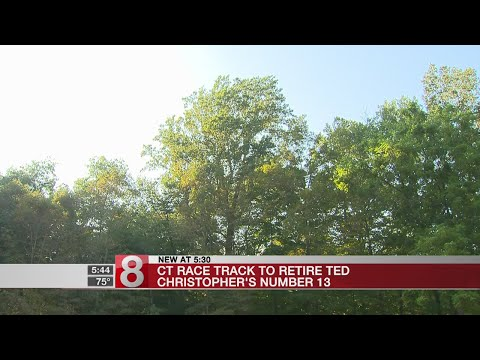 Track to retire number of driver killed in plane crash