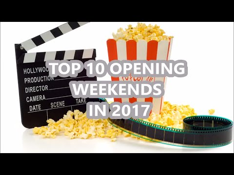 Top 10 Movie Openings of 2017 | Instant Movie Clips