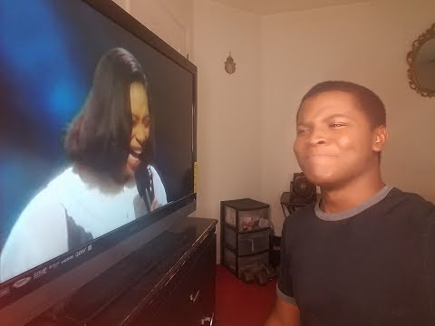 """RACHELLE FERRELL - """"With Open Arms"""" (REACTION)"""