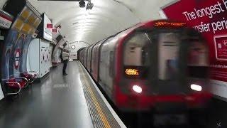 2009/04/22 ロンドン地下鉄 セントラル線 1992形 マーブル・アーチ駅 / London Tube: 1992 Stock at Marble Arch
