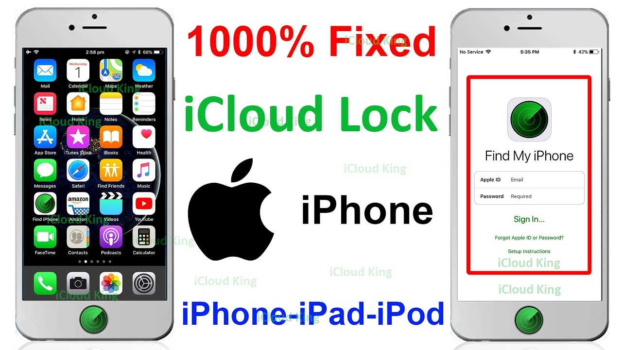 how to fix icloud activation lock iphone 4