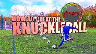 HOW TO CHEAT THE KNUCKLEBALL! thumbnail