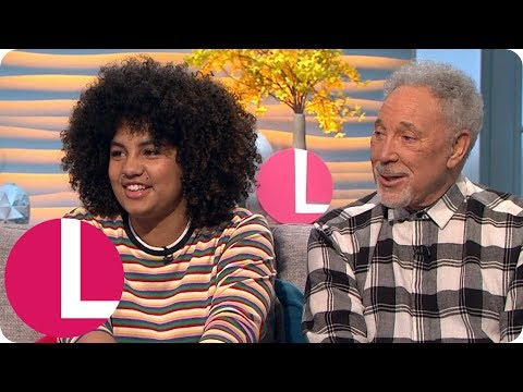Ruti Olajugbagbe Straight to Number One on the iTunes Chart After Winning the Voice UK | Lorraine