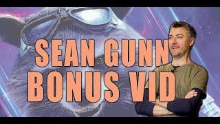 Sean Gunn on Kraglin & Michael Rooker - BONUS VIDEO