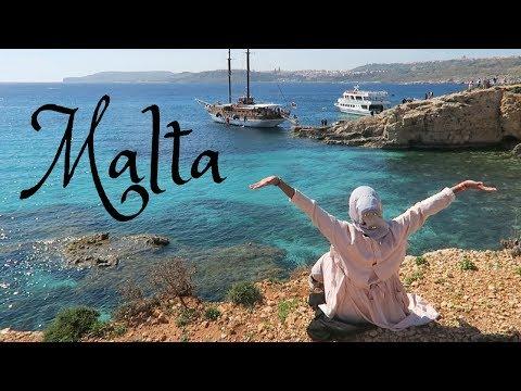 Malta Summer 2017 | TRAVEL VLOG