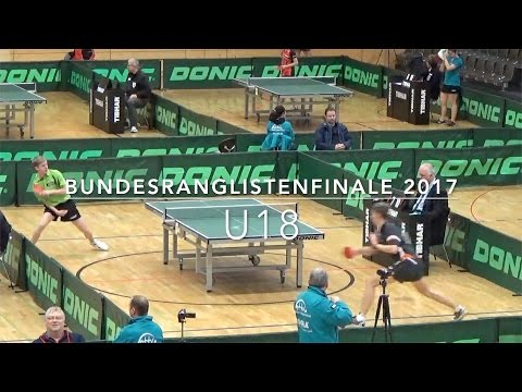3. Bundesliga Nord gegen Süd!   Bundesranglistenfinale 2017