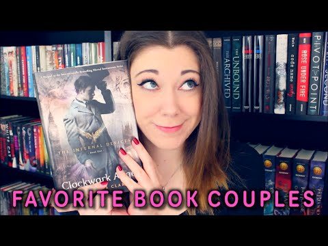 FAVORITE BOOK COUPLES