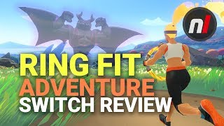 Ring Fit Adventure Nintendo Switch Review - Is It Worth It?