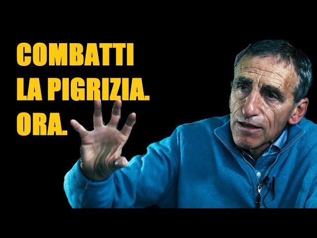 LA PIGRIZIA E' LA CAUSA DI OGNI MALE ! - Video Motivazionale Italiano - Voce di Mauro Scardovelli