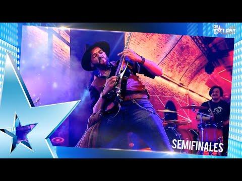 ¡DANIEL rockeó al rítmo de su guitarra y su talento!