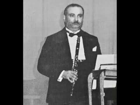 François Etienne Mozart Concerto pour clarinette KV 622 Orchestre Maurice Hewitt